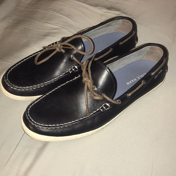 12109cc67e65 Cole Haan Other - Cole Haan Loafers Boat Shoe Slip On Brown